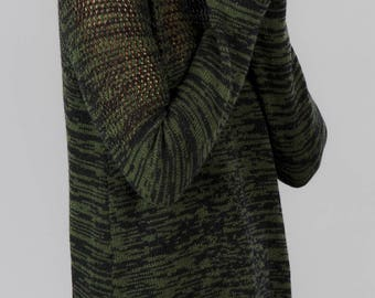 Cashmere Sweater - Olive