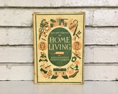 Vintage Adventuring in Home Living Book 1 // Home Ec How To // Mid Century House Home // Hazel M. Hatcher // Mildred E. Andrews