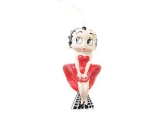 Vintage Betty Boop Ornament