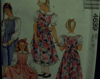 McCall's 4639 Size 10