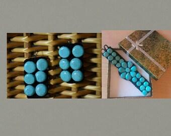 Jewelry sets accessories stone jewelry sets stone earrings bracelets handmade jewelry cuffed bracelets crocheted earrings crochet jewelry