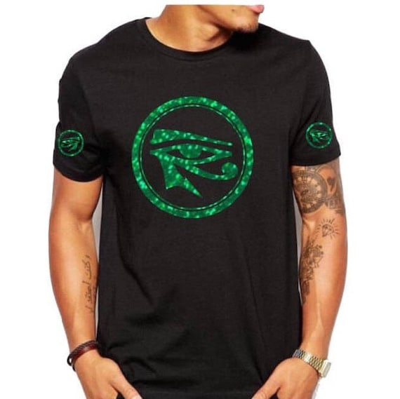 Eye of Ra Horus Heru Shirt bqPZYknzDw