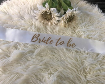 Bride To Be Sash, Future Mrs Sash, Bachelorette Party Sash, Bridal Sash, Bride Sash, Bachelorette Sash, Custom Sash, Wedding Sash, Mrs Sash