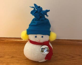 Custom Snowman