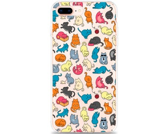 iPhone 7 Plus Case CAT iPhone 8 Plus Case, iPhone X Case, iPhone 7 Case, iPhone 8 Case iPhone 6s Plus Case iPhone 6 Plus Case iPhone SE Case