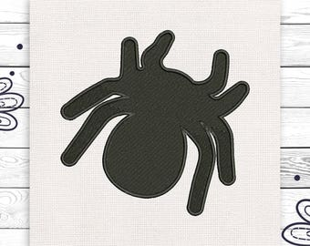 Spider embroidery Discount 10% Machine digital embroidery design 4 sizes INSTANT DOWNLOAD EE5002
