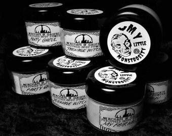 My Little Monstrosity perfume powders