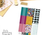 Harvest Add-On Headers, Pattern Headers, and Date Cover Planner Stickers