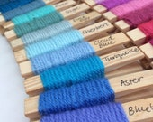 Set of yarn pegs - YOUR CHOICE