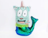 Essential Oil Diffuser- Smelly Face: Unikitty-Mewmaid, Underwater Garden.