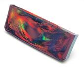 Aurora Opal (119,14 g) - Mehrfarbiger Opal als Rohmaterial zur Herstellung von Opalschmuck (Synthetischer Opal)