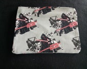 Kylo Ren and stormtroopers small make up bag star wars
