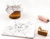 Deckelhauben für Marmelade & Selbst Gemachtes