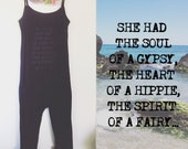 sHE hAD tHE sOUL oF a gYPSY.. ~ JUMPSUIT // HOSE