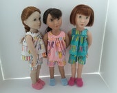 """16"""" doll clothes - shortie Pjs - A Girl for All Time"""
