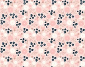 20% OFF Blush by My Mind's Eye for Riley Blake Sparkle Floral Pink