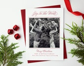 Candice Reserved Holiday Photo Card 150