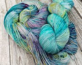 City of Angels - Hand Dyed - Fingering Weight - SW Merino / Nylon - 113 grams - 8 ply