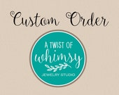 Custom Order - Three Narrow Sterling Silver Cuff Bracelets