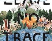 Leave No Trace Sticker