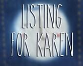 karen - custom listing