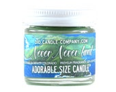 Nevernever Land Bookish Adorable Size Candle® by Dio Candle Company (1 ounce | Burns 11-15 hours)