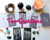 Tarot & Rune Reading: Two Questions