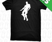 Fortnite Wiggle Dance Emote KIDS YOUTH Sizes T Shirt Pick A Logo Color