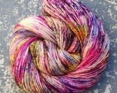 Create Many Ripples: Limited Edition Tits Out Collective Handdyed Yarn for Knitters & Crocheters