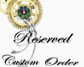 Custom Reserved Item for mmg1991