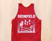 New York Crew : Seinfeld / Judge Hardcore Jersey
