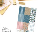 Shine Add-On Headers, Pattern Headers, and Date Cover Planner Stickers