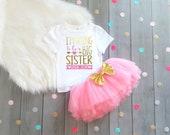 Big Sister Shirt, Big Sister Announcement, Big Sister, Sibling Announcement, Personalized Big Sister Shirt, Going to be a Big Sister