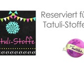 Shop-Symbol Tatuli-Stoffe