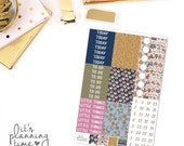 Fall Breeze Add-On Headers, Pattern Headers, and Date Cover Planner Stickers
