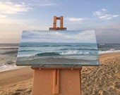 Spellbound - Outer Banks Plein Air Beach Painting