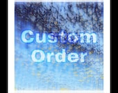 1 pair 22mm black pupil/yellow and 1 pair 25mm blue/yellow