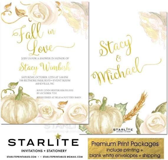 fall in love bridal shower invitation fall in love shower invitation