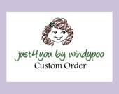 just4you, Joyo ~ 110 Custom Menu-Program Cards