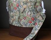 FLOWER POWER FUND - Medium Knitting Bag