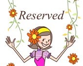 Reserved Order for C.K.