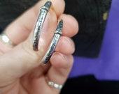 Outlandish Earrings/Key Earrings/Sassenach