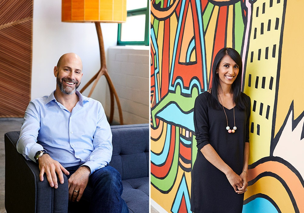 Q&A with Etsy CEO Josh Silverman and General Manager of Seller Services Kruti Patel Goyal