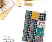 Harvest Decorative Washi Planner Stickers
