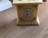 Hechinger west Germany mattel marble clock