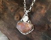 Custom coordinating pendant and chain