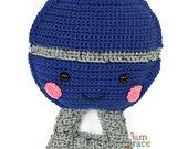 Grill Kawaii Cuddler™ Crochet Pattern