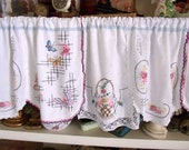 CUSTOM ORDER DONNA 2 custom valances as shown in examples above