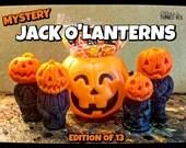 Mystery Jack O'Lanterns