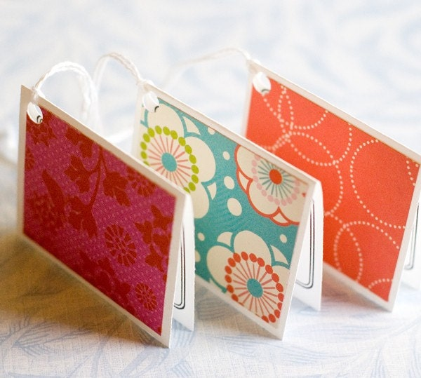 Etsy :: Set of 6 Gift Tags